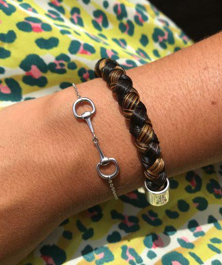 Paardenhaar-armband-Million-Horse-Horsebit Bracelet-Horsebit-Gucci-bit
